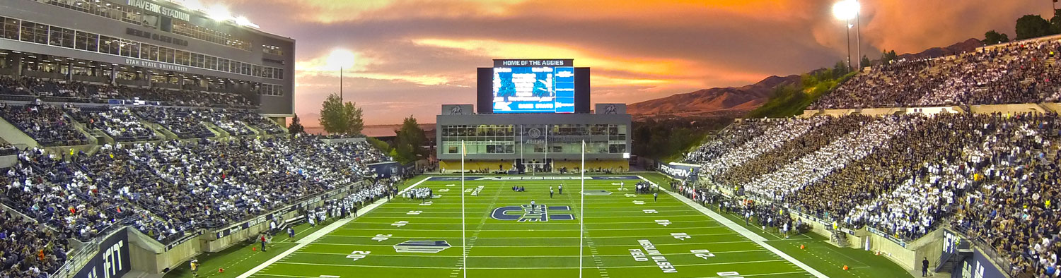 Sports and Entertainment at Utah State University